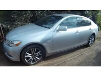 WANTED 2005-2012 LEXUS GS 450H HYBRID GS 300 GS 430 IN ANY CONDITION CASH PAID