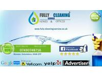 DOMESTIC, COMMERCIAL CLEANING, END OF TENANCY CLEANING, DEEP CLEANING, CARPET & UPHOLSTERY CLEANING