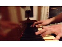 Beginner and Intermediate Piano Lessons - Manchester