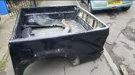 Toyota hilux invincible rear tub