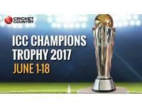 ICC CHAMIONS TROPHY PAK V IND