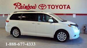 2014 Toyota Sienna XLE LTD 7 Passenger