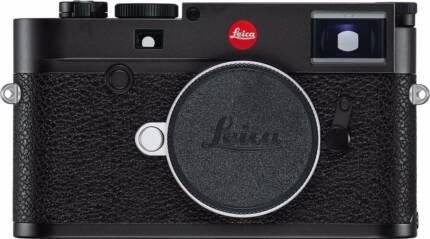 NEW Leica M10 Body (Black) (20000) 1 YR WTY