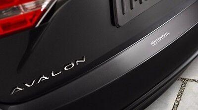 Toyota Avalon 2013 - 2017 Rear Bumper Applique - OEM NEW!