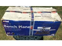 BENCH PLANER NPJ155 - as new, unused.