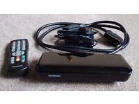 Goodmans Digital TV Receiver Model GDB18FVZS2 & Scart Cable