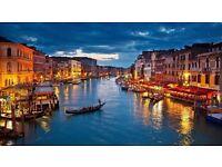 Holiday in Venice, 4 nights+ return flights from London, 9 Dec- 13 Dec
