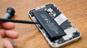 On Demand iPhone 5S Battery Replacements - We Come To You!