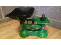 Cast Iron Weighing Scales
