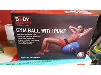 Gym ball- NEW