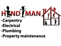 Enfield best quote, handyman ,Carpentry, electrical, pluming, flooring, furniture,