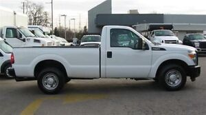 2015 Ford F-250 reg cab 2wd gas long box X 3