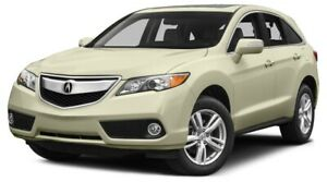 2015 Acura RDX TECH PKG, ONE OWNER, ACCIDENT FREE!