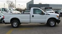 2013 Ford F-250 reg cab 2wd gas long box X 3