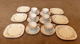 Vintage/ Retro Tea set (Johnson Bros)