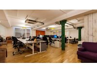34 desks available now for £275.00 per desk per month