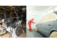 Hardworking experienced Recovery truck driver & Mechanic & Car painter / Sprayer £10 per hour