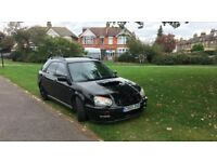 Subaru Impreza WRX Sports Wagon with Pro Drive Package
