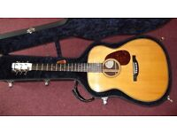 Bourgeois JOM Acoustic Guitar Adirondack Top