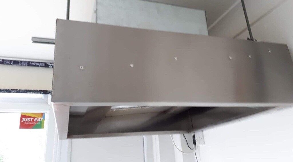 Commercial Kitchen Air Extractor