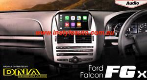 "8"" DVD GPS Bluetooth, M link WIFI Rev Cam 4 Falcon FG & territory"