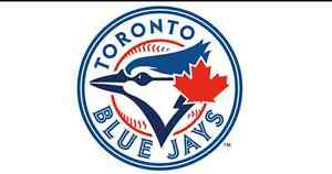 may 6th field level seat toronto blue jays tickets