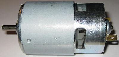 16 Hp Motor - 12 Vdc Electric Motor - 140 Watt - 16000 Rpm - Large 775 Frame