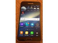 Samsung galaxy s5 sim free 16GB android 6.0 marshmallow gold