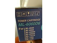 SAMSUNG toner cartridge ML - 6060D6