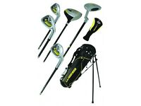 Go Junior High Quality Childrens 7 Piece Golf Starter Kids Package Set Ahe 4-5 brand new