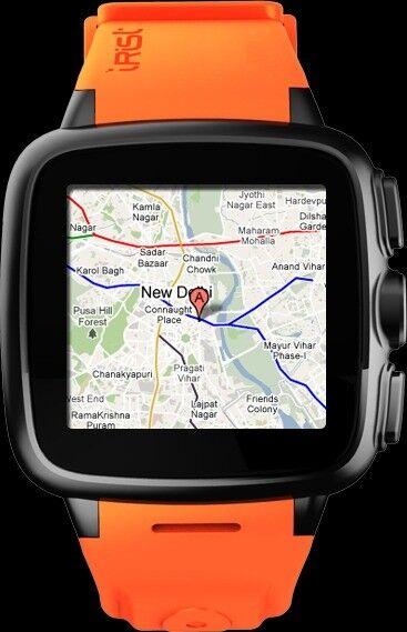 iRist Smart Watch with wireless head phones | in Newport | Gumtree