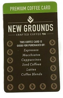 Princess Cruises New Grounds Premium Coffee Cards Unused UnSigned