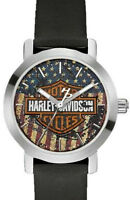 Harley-Davidson Watch - Womens Bulova - 76L174