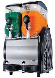 GBG Push & Pull 2 Bowl Slush Machine + Free Stock (Worth a massive £2100)