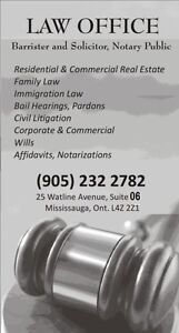 Lawyer Office- Notary