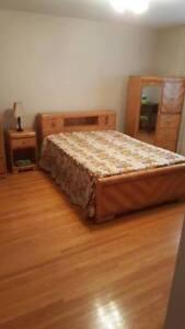 Antique vintage bedroom set