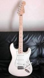 Fender Startocaster Olympic White - MEX