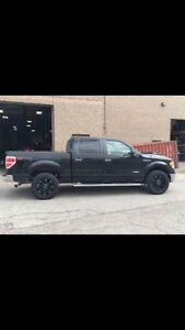 2011 Ford F-150 SuperCrew Pickup Truck XTR ECOBOOST