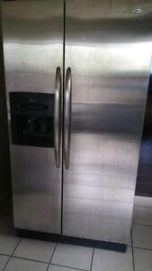 Maytag side by side fridge - please read