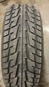 235 60 18 ( federal winter tires )