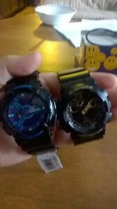 His & Hers G-shock Watches