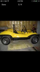 LOOKING FOR VOLKSWAGEN STREET LEGAL BUGGY