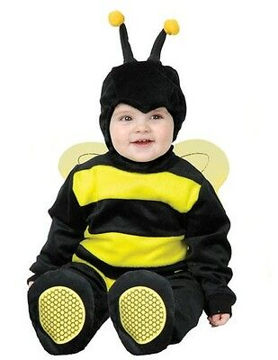 Little Bee Costume for Newborns without Wings New by Charades 81362