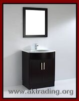 LITTLE SPACE-BIG SPACE-A VANITY FOR ALL SIZE BATHROOMS