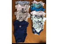 0-3 Bodysuit bundle