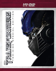 Transformers (HD DVD, 2007, 2-Disc Set, Special Edition) Shia LaBeouf  [S12]