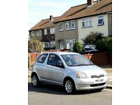 Toyota Yaris 1.0, Service History, New Mot, Low Mileage, Cheap 4 Insurance, Excellent Reliable Car