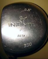 Infinity Driver, Synchron 3 wood, reduced price
