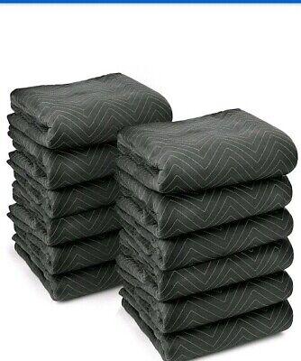 Moving Padding Blankets Monster Trucks Mt10135 Furniture Protection One Dozen.