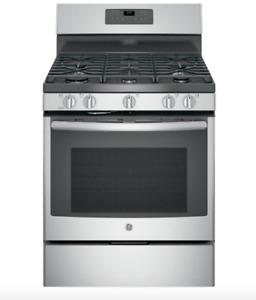 BRAND NEW 30 inch GE GAS STOVE